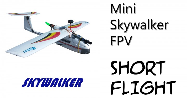 Mini Skywalker FPV