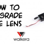 TX5805: How to upgrade the Lens