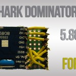 DIY Module for Fatshark Dominator, 5.8G for $15