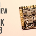 Review MXK Power Distribution Board PDB with OSD BEC